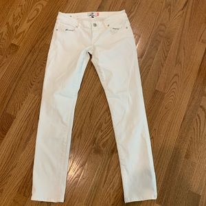 CAbi Jeans - CAbi Slim Boyfriend Jean 4 White
